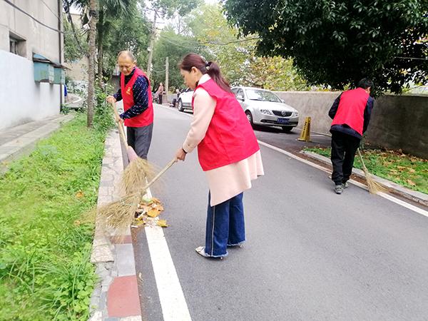 常态化整治绿色家园,呵护美丽凤凰 (1)