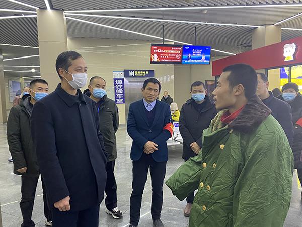 (九江市救助站供图)