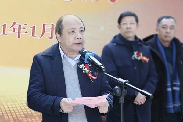 生命活水医疗集团党委书记吴崇杰