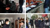 萍乡安源区市场监督管理局开展常态化疫情防控检查行动