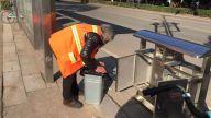 鹰潭贵溪环卫实行城市垃圾袋装化打包收集