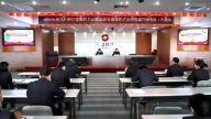市直机关工委到九江银行开展2020年度考核