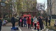 南昌湾里管理局招贤镇开展反电信诈骗、消防安全进社区宣传活动