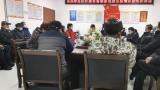 萍乡安源区司法局八一司法所开展冬春季疫情防控知识讲座