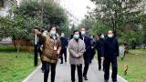 聂晓葵在萍乡安源区后埠街督导创建常态长效工作