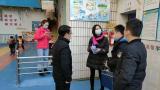 萍乡后埠街检查组对驻街单位开展2020年度平安建设(综治工作)检查