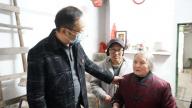 景德镇市妇幼保健院春节前走访慰问社区困难群众