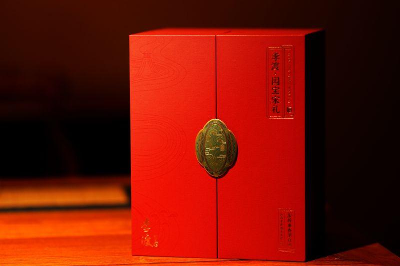 春节礼盒国宝宋礼