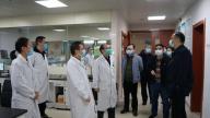 景德镇市妇幼保健院院领导新春慰问在岗医职员工