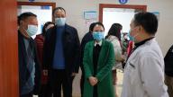景德镇市卫健委领导新春走访慰问市妇幼保健院医职员工