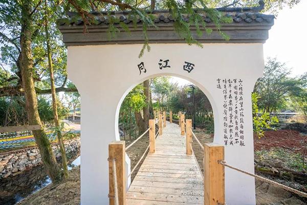 西江村新农村建设点
