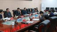 刘锋指导珠山区委常委班子2020年度民主生活会