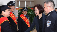 江西省委常委、赣州市委书记吴忠琼到市公安局走访调研