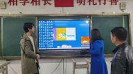南昌青山湖区胡家小学进行开学前教育装备排查