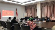 萍乡市统计局到后埠街开展劳动工资统计专题调研