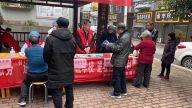 萍乡安源区司法局:学习雷锋好榜样 普法宣传献力量