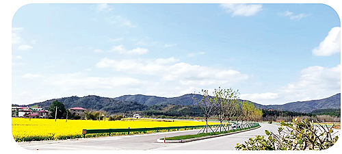 浮梁33号旅游公路(景瑶线)