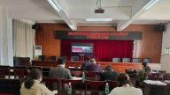 宁都县卫健委在赣州市基层卫生暨乡村医生工作会议上作交流发言