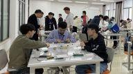 第六届江西省大学生工程训练综合能力竞赛在华东交大举行