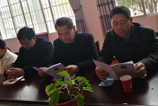 九江市柴桑区人民检察院供图