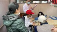 南昌大学第四临床医学院本科生党支部走进社区为群众送温暖