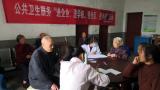 赣州市石城县珠坑乡卫生院开展基本公共卫生下村免费体检活动