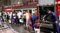 江西省南康中学(北校区):守望相助一家亲  紧急响应显大爱