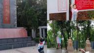 赣州市南康区镜坝镇中心小学纵深推进党史学习教育