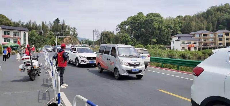 多部门联动保道路畅通