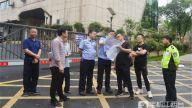 新余市政府督查室开展道路交通安全隐患排查 确保市民平安出行