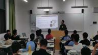 赣州技师学院汽车服务系开展党史学习教育