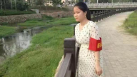 赣州市上犹县思源实验学校党支部组织教师开展巡河护学活动