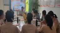 赣州市会昌县晓龙中心幼儿园:修师德  塑师风