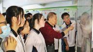 江西省宜丰中学举办党史学习教育专题邮展