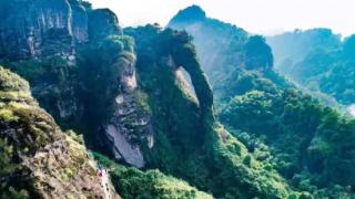 鹰潭和桂林两座象鼻山寻亲上演团圆剧目 甜度满分