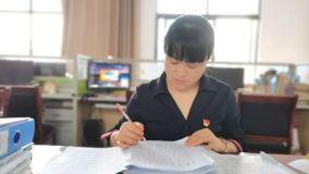 宜春市第九小学最美教师——林琴