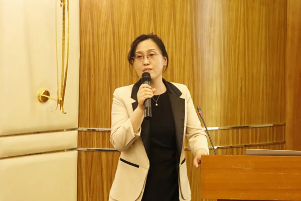 图片九江市内分泌专业质控中心主任、生命活水糖尿病医院执行院长曹玲玲