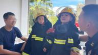 【我为群众办实事】赣州龙南市消防救援大队为少年儿童消防安全撑起一片天