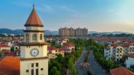 萍乡市创建办督导二组组长谢新华到东大街督导建设更高质量全国文明城市工作