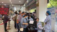 萍乡安源区八一街高效率推进疫苗接种工作