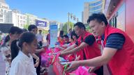 """萍乡安源生态环境局开展""""6·5""""世界环境日主题宣传活动"""