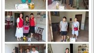 """萍乡芦溪镇举行""""弘扬尊老敬老美德 构建和谐社会氛围""""物资捐赠仪式"""