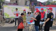 """萍乡武功山风景名胜区积极开展""""2021年生态文明宣传月""""活动"""