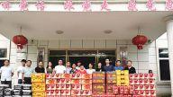【暖新闻•江西2021】萍乡芦溪镇:爱心水果连续五年送进敬老院