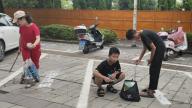 宜春市三阳镇:小小志愿者助力文明城市创建