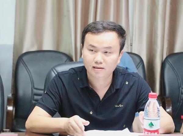 九江市卫生健康委领导汪海兵进行督导并宣读选举结果