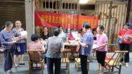 宣传知识惠民生 萍乡八一街科普活动走进社区