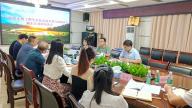江西省水利厅对萍乡湘东区水利工程生态建设进行调研
