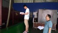 直击现场!萍乡安源生态环境局开展废旧机油专项检查工作