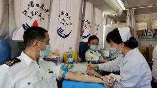 南昌海关组织开展无偿献血活动